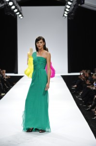 Vatit Virashpanth brought color to Fashion Focus Chicago